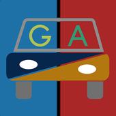 Georgia DDS Driver License icon