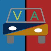 Virginia DMV Driver License icon