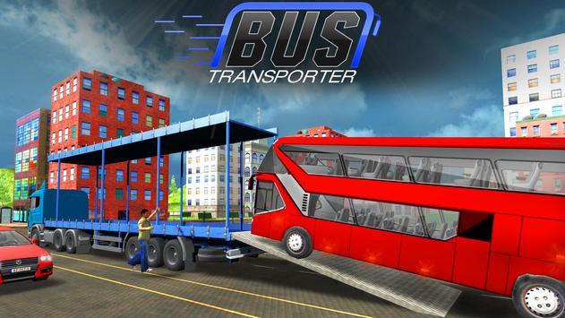 Bus Transporter Truck screenshot 10