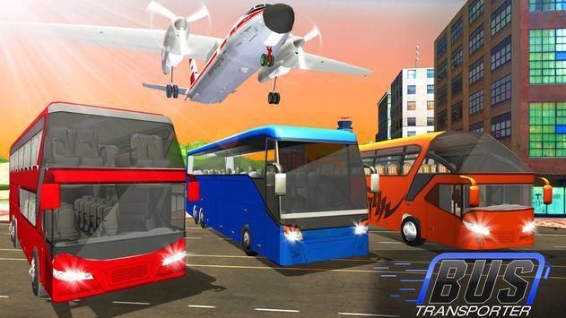 Bus Transporter Truck screenshot 2