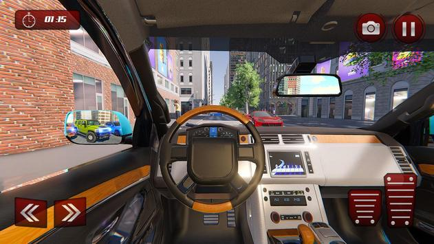 Cruiser Taxi Simulator 2017 poster