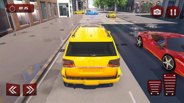 Cruiser Taxi Simulator 2017 apk screenshot