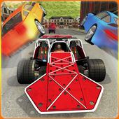 Demolition Derby 3D - Ramp Car icon