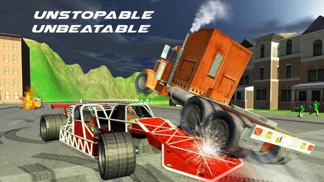 Demolition Derby 3D - Ramp Car screenshot 8
