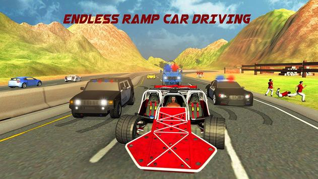 Demolition Derby 3D - Ramp Car screenshot 9