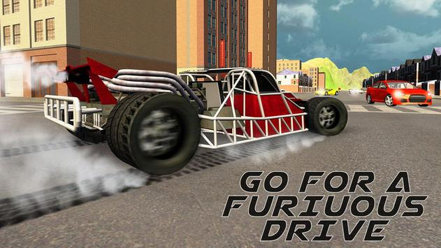 Demolition Derby 3D - Ramp Car screenshot 10