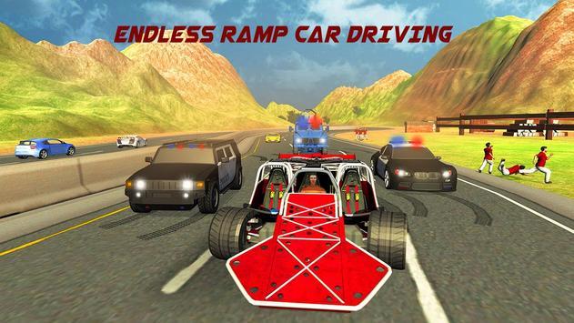 Demolition Derby 3D - Ramp Car screenshot 1
