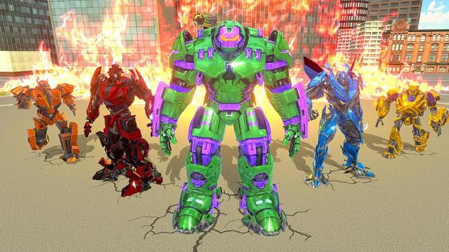 Incredible Monster Hero: Superhero Robot War Game (Unreleased) screenshot 4