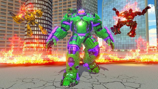 Incredible Monster Hero: Superhero Robot War Game (Unreleased) screenshot 6