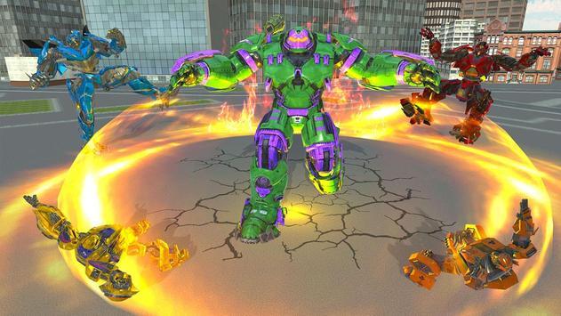 Incredible Monster Hero: Superhero Robot War Game (Unreleased) screenshot 9