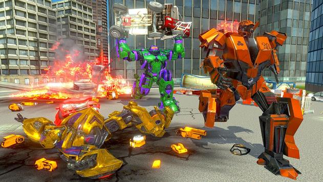 Incredible Monster Hero: Superhero Robot War Game (Unreleased) screenshot 13