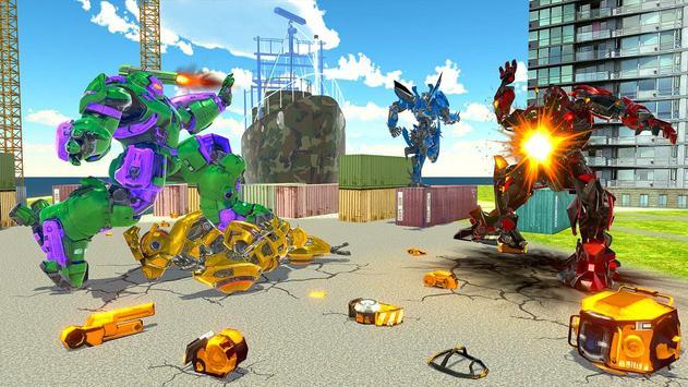 Incredible Monster Hero: Superhero Robot War Game (Unreleased) screenshot 15