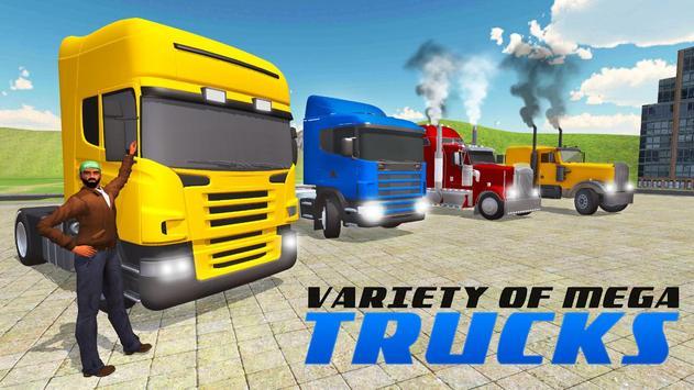Super Transporter Truck 2017 apk screenshot