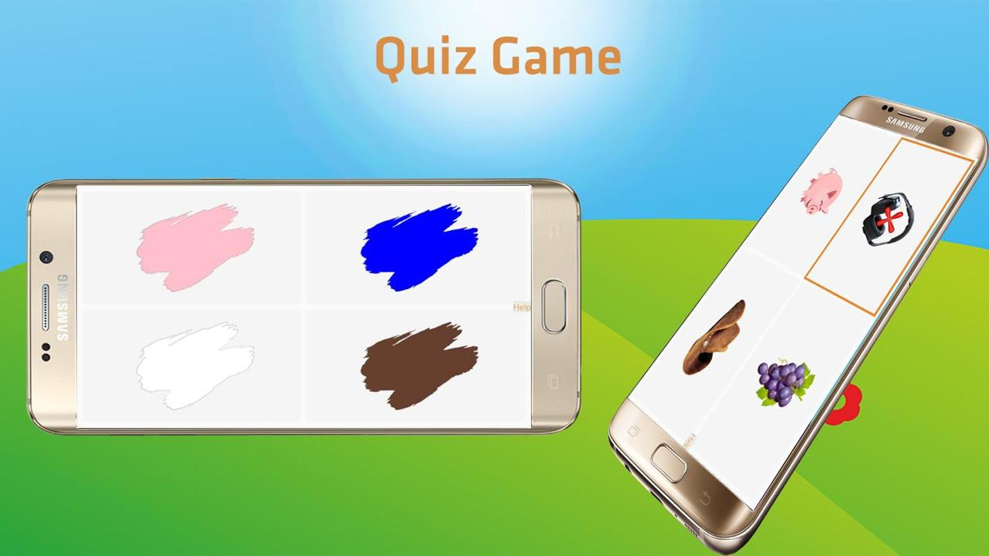 Learn Colors for Kids - Flashcards and Puzzle Game for Android - APK ...
