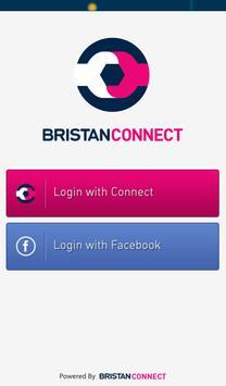 Bristan Connect poster