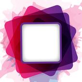 Unique Colorful Photo Frames icon