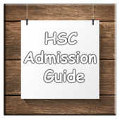 HSC Admission Guide icon