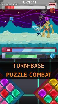 Brittle Battle Puzzle poster