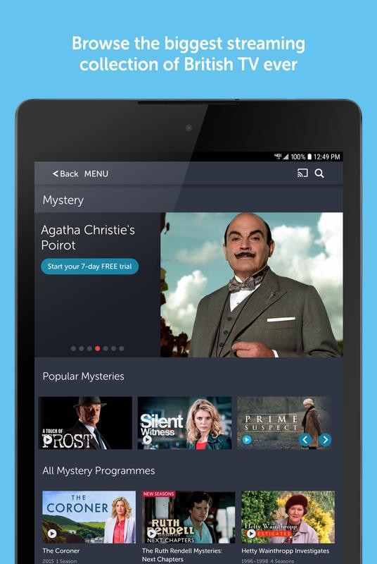 Britbox App