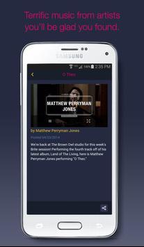 BriteFM screenshot 1