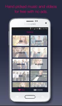 BriteFM screenshot 2