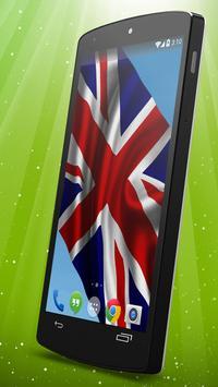British Flag Live Wallpaper apk screenshot