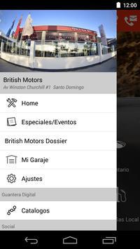 British Motors DealerApp screenshot 1