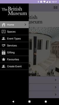 Venue Guide The British Museum screenshot 4