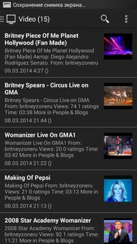 BritneyZone.Org screenshot 1