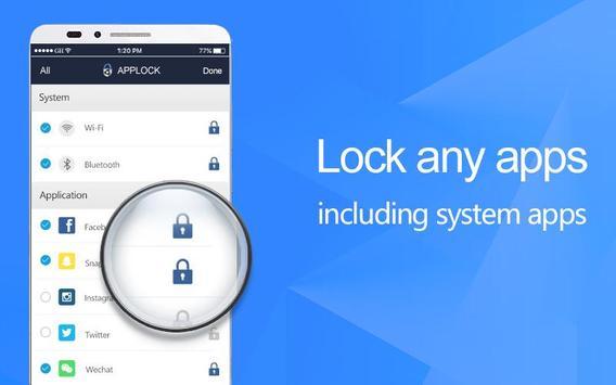 Safe AppLock Pro poster