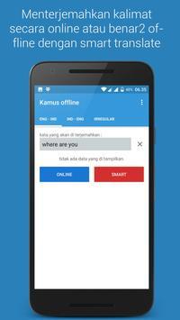 Kamus offline screenshot 4