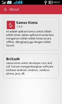 Kamus Kimia screenshot 3