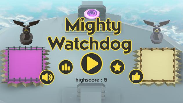 Mighty Watchdog poster