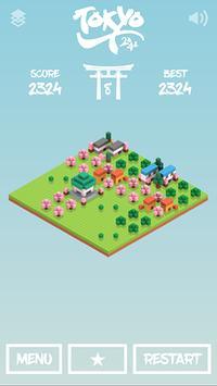 Tokyo 2048 screenshot 2