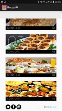 Reciport recipe apps list apk download free food drink app for reciport recipe apps list apk screenshot forumfinder Choice Image