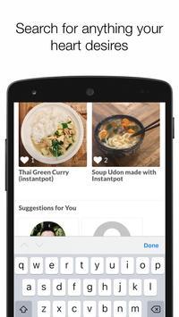 Yumbook - the #1 recipe app screenshot 4