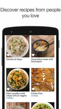 Yumbook - the #1 recipe app poster