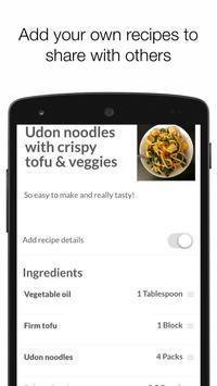 Yumbook - the #1 recipe app screenshot 2