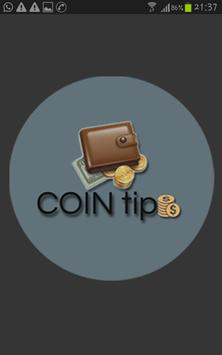 COIN tip poster