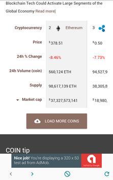 COIN tip apk screenshot