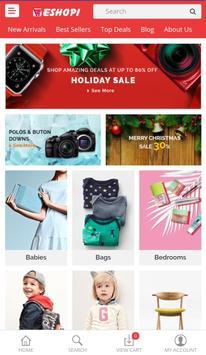 Eshopi-Online Fashion Accessories & Gadgets poster