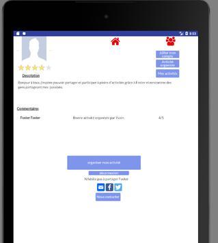 Foster - créateur d'activités en tout genre screenshot 10