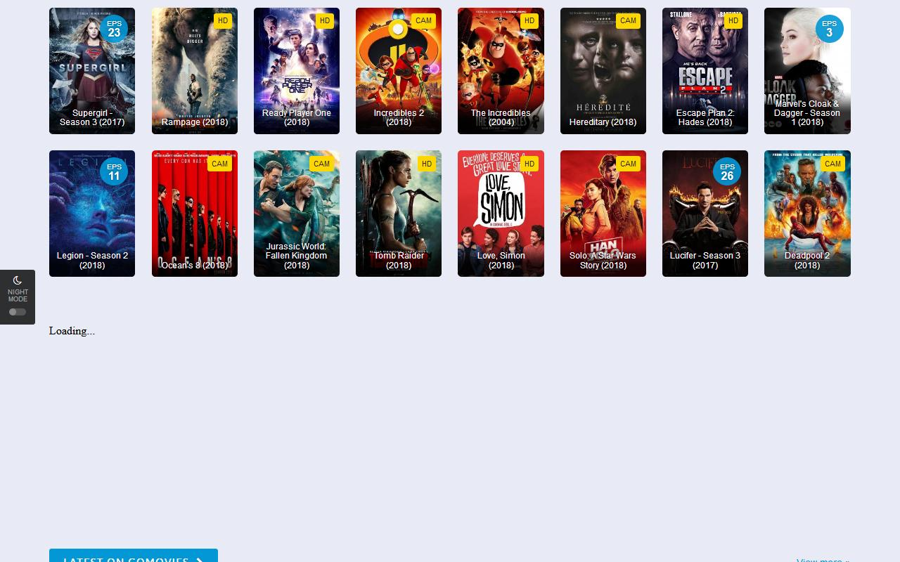 GoMovies.to for Android - APK Download