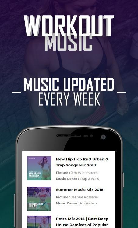 Workout Music for Android - APK Download