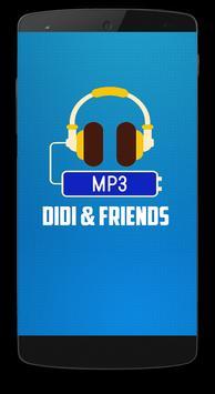 Lagu Kanak kanak didi  friends poster