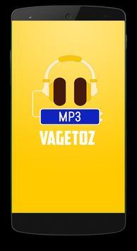 Lagu Vagetoz Lengkap poster