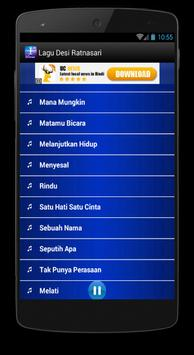 Lagu Desi Ratnasari Lengkap apk screenshot