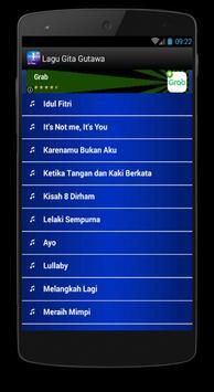 Lagu Gita Gutawa Lengkap apk screenshot