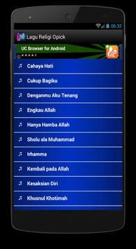 Lagu Religi Opick for Android - APK Download