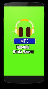 Murottal Wirda Mansur poster